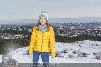 Spaziergang mit Kristina Inhof - Perchtoldsdorfer Heide - Di 19.01.2021 - Kristina INHOF12
