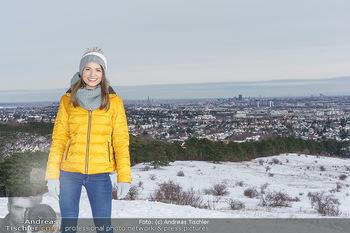 Spaziergang mit Kristina Inhof - Perchtoldsdorfer Heide - Di 19.01.2021 - Kristina INHOF13