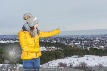 Spaziergang mit Kristina Inhof - Perchtoldsdorfer Heide - Di 19.01.2021 - Kristina INHOF14