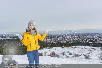 Spaziergang mit Kristina Inhof - Perchtoldsdorfer Heide - Di 19.01.2021 - Kristina INHOF16