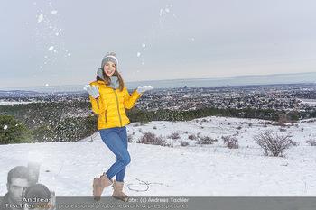 Spaziergang mit Kristina Inhof - Perchtoldsdorfer Heide - Di 19.01.2021 - Kristina INHOF17