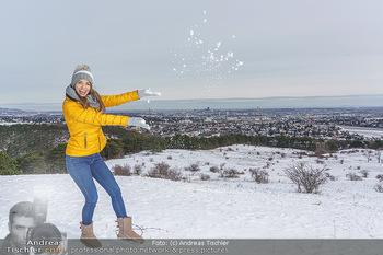 Spaziergang mit Kristina Inhof - Perchtoldsdorfer Heide - Di 19.01.2021 - Kristina INHOF18