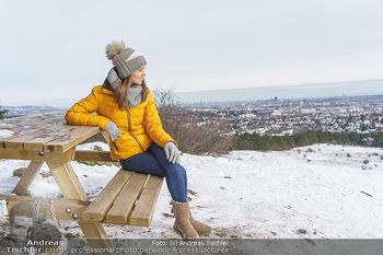 Spaziergang mit Kristina Inhof - Perchtoldsdorfer Heide - Di 19.01.2021 - Kristina INHOF19