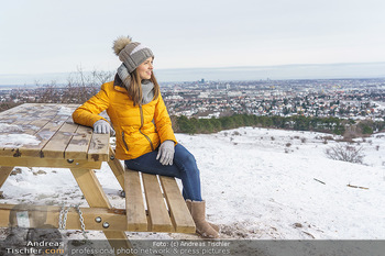 Spaziergang mit Kristina Inhof - Perchtoldsdorfer Heide - Di 19.01.2021 - Kristina INHOF21