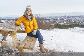 Spaziergang mit Kristina Inhof - Perchtoldsdorfer Heide - Di 19.01.2021 - Kristina INHOF24