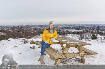 Spaziergang mit Kristina Inhof - Perchtoldsdorfer Heide - Di 19.01.2021 - Kristina INHOF31