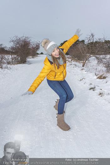 Spaziergang mit Kristina Inhof - Perchtoldsdorfer Heide - Di 19.01.2021 - Kristina INHOF42