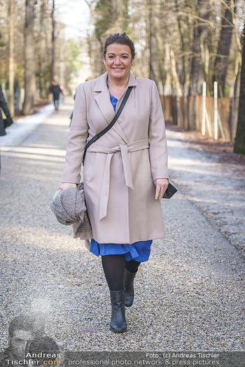 Spaziergang mit Verena Schneider - Schönbrunn, Wien - Mi 20.01.2021 - Verena SCHNEIDER2