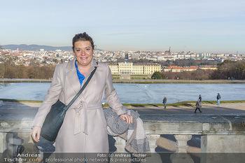 Spaziergang mit Verena Schneider - Schönbrunn, Wien - Mi 20.01.2021 - Verena SCHNEIDER3