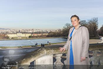 Spaziergang mit Verena Schneider - Schönbrunn, Wien - Mi 20.01.2021 - Verena SCHNEIDER7