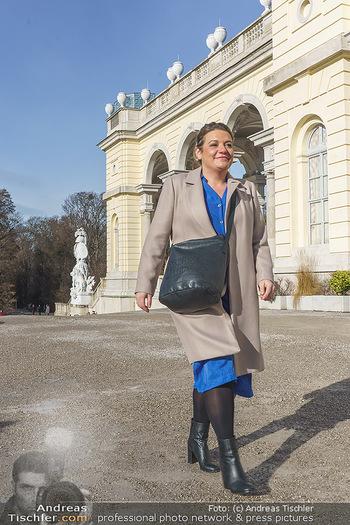 Spaziergang mit Verena Schneider - Schönbrunn, Wien - Mi 20.01.2021 - Verena SCHNEIDER9