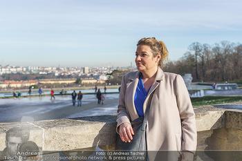 Spaziergang mit Verena Schneider - Schönbrunn, Wien - Mi 20.01.2021 - Verena SCHNEIDER10