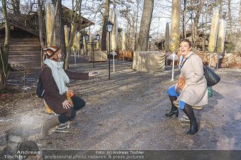 Spaziergang mit Verena Schneider - Schönbrunn, Wien - Mi 20.01.2021 - Verena SCHNEIDER im Inteview mit Romina COLERUS22