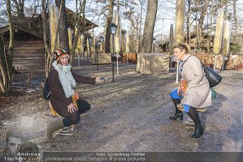 Spaziergang mit Verena Schneider - Schönbrunn, Wien - Mi 20.01.2021 - Verena SCHNEIDER im Inteview mit Romina COLERUS23