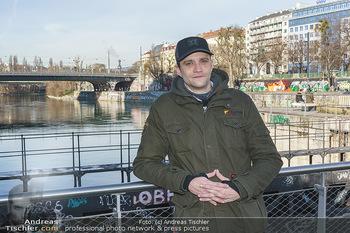 Spaziergang mit Michael Steinocher - Donaukanal Wien - Mi 20.01.2021 - Michael STEINOCHER9