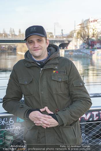 Spaziergang mit Michael Steinocher - Donaukanal Wien - Mi 20.01.2021 - Michael STEINOCHER10