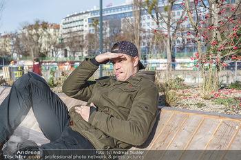 Spaziergang mit Michael Steinocher - Donaukanal Wien - Mi 20.01.2021 - Michael STEINOCHER13