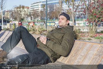 Spaziergang mit Michael Steinocher - Donaukanal Wien - Mi 20.01.2021 - Michael STEINOCHER14