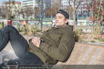 Spaziergang mit Michael Steinocher - Donaukanal Wien - Mi 20.01.2021 - Michael STEINOCHER15