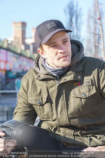 Spaziergang mit Michael Steinocher - Donaukanal Wien - Mi 20.01.2021 - Michael STEINOCHER24
