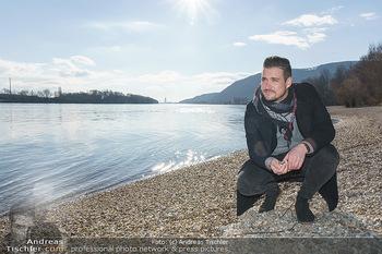 Spaziergang mit Andi Moravec - Klosterneuburg - Mo 25.01.2021 - Andreas Andi MORAVEC1