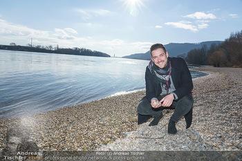 Spaziergang mit Andi Moravec - Klosterneuburg - Mo 25.01.2021 - Andreas Andi MORAVEC3