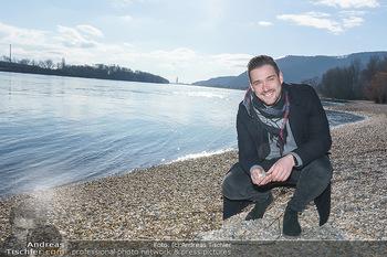 Spaziergang mit Andi Moravec - Klosterneuburg - Mo 25.01.2021 - Andreas Andi MORAVEC (Portrait an der Donau)4