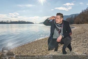 Spaziergang mit Andi Moravec - Klosterneuburg - Mo 25.01.2021 - Andreas Andi MORAVEC (Portrait an der Donau)6