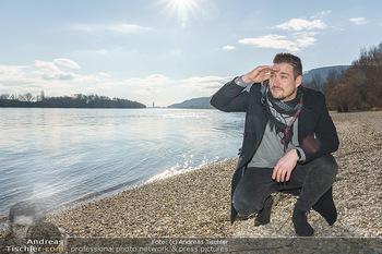 Spaziergang mit Andi Moravec - Klosterneuburg - Mo 25.01.2021 - Andreas Andi MORAVEC7