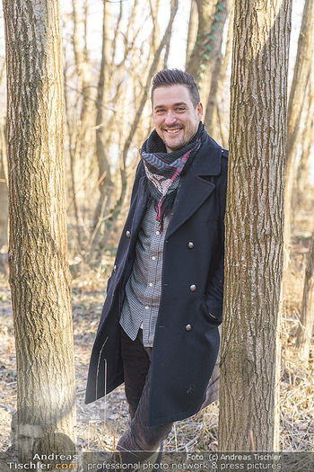 Spaziergang mit Andi Moravec - Klosterneuburg - Mo 25.01.2021 - Andreas Andi MORAVEC (Portrait)13
