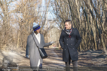 Spaziergang mit Andi Moravec - Klosterneuburg - Mo 25.01.2021 - Andreas Andi MORAVEC interviewt von Romina COLERUS15