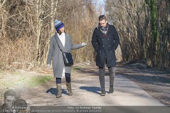 Spaziergang mit Andi Moravec - Klosterneuburg - Mo 25.01.2021 - Andreas Andi MORAVEC interviewt von Romina COLERUS16