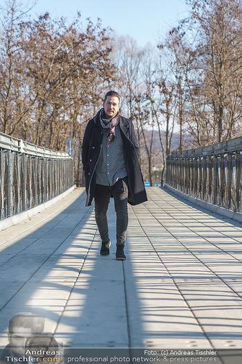 Spaziergang mit Andi Moravec - Klosterneuburg - Mo 25.01.2021 - Andreas Andi MORAVEC18