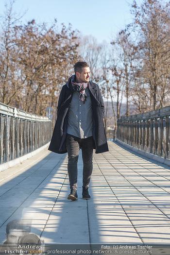 Spaziergang mit Andi Moravec - Klosterneuburg - Mo 25.01.2021 - Andreas Andi MORAVEC19