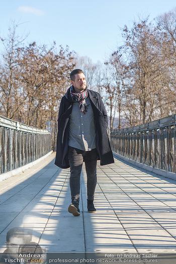 Spaziergang mit Andi Moravec - Klosterneuburg - Mo 25.01.2021 - Andreas Andi MORAVEC20