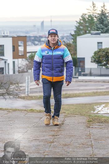 Spaziergang mit Rainer Schönfelder - Wien - Do 28.01.2021 - Rainer SCHÖNFELDER12