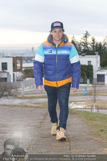 Spaziergang mit Rainer Schönfelder - Wien - Do 28.01.2021 - Rainer SCHÖNFELDER16