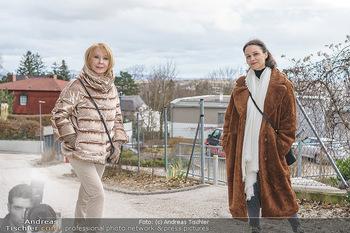 Spaziergang mit Gerda Rogers - Baden - Sa 30.01.2021 - Gerda ROGERS interviewt von Romina COLERUS2