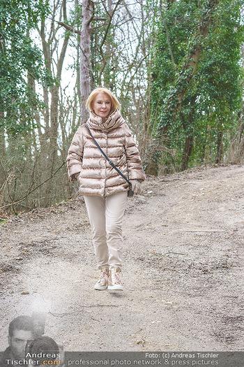 Spaziergang mit Gerda Rogers - Baden - Sa 30.01.2021 - Gerda ROGERS6