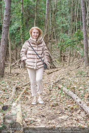 Spaziergang mit Gerda Rogers - Baden - Sa 30.01.2021 - Gerda ROGERS8
