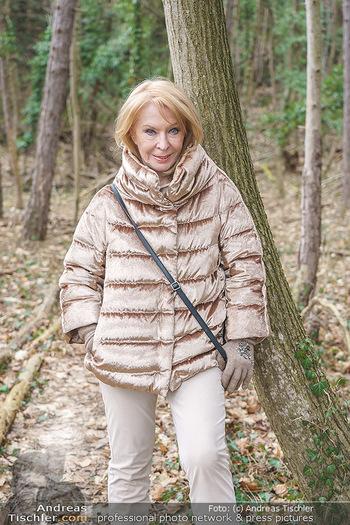 Spaziergang mit Gerda Rogers - Baden - Sa 30.01.2021 - Gerda ROGERS9