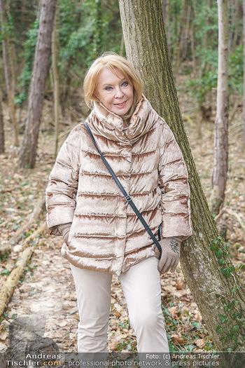 Spaziergang mit Gerda Rogers - Baden - Sa 30.01.2021 - Gerda ROGERS (Portrait)11