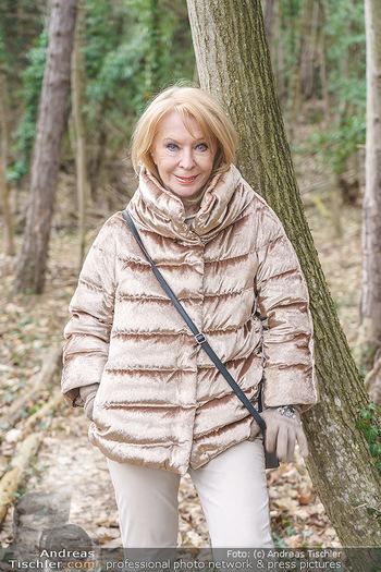 Spaziergang mit Gerda Rogers - Baden - Sa 30.01.2021 - Gerda ROGERS (Portrait)12