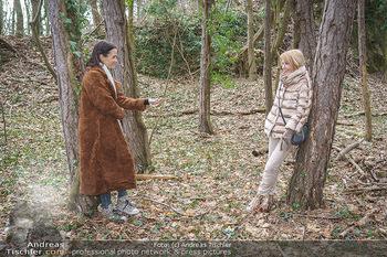 Spaziergang mit Gerda Rogers - Baden - Sa 30.01.2021 - Gerda ROGERS interviewt von Romina COLERUS15