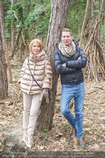 Spaziergang mit Gerda Rogers - Baden - Sa 30.01.2021 - Gerda ROGERS, Clemens TRISCHLER16