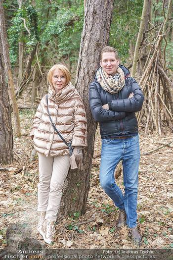 Spaziergang mit Gerda Rogers - Baden - Sa 30.01.2021 - Gerda ROGERS, Clemens TRISCHLER17