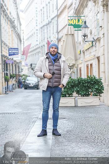 Spaziergang mit Clemens Unterreiner - Wien - Di 02.02.2021 - Clemens UNTERREINER2