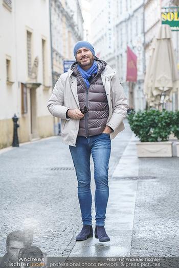 Spaziergang mit Clemens Unterreiner - Wien - Di 02.02.2021 - Clemens UNTERREINER3