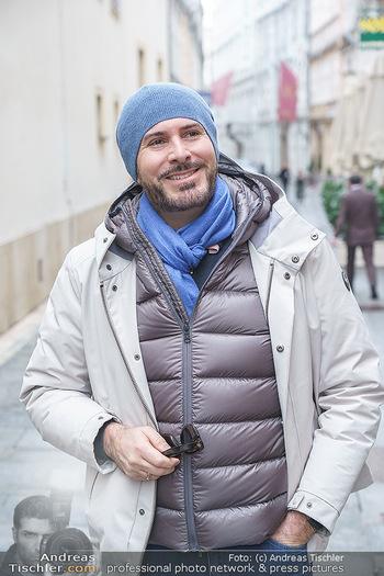 Spaziergang mit Clemens Unterreiner - Wien - Di 02.02.2021 - Clemens UNTERREINER6