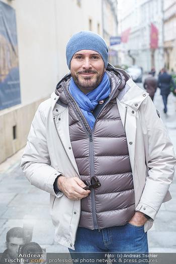 Spaziergang mit Clemens Unterreiner - Wien - Di 02.02.2021 - Clemens UNTERREINER (Portrait)7